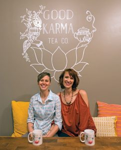 GOOD KARMA TEA CO.
