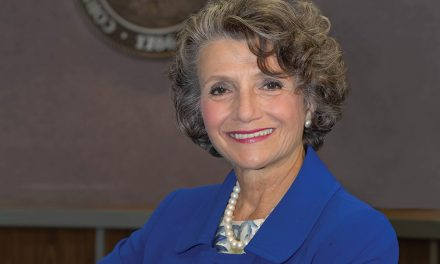 Leading Lady: Joan Foster Oct/Nov 2016