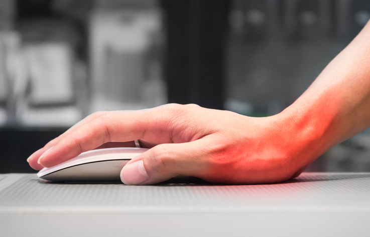 Prevent Computer Overuse Injuries with Healthy Habits
