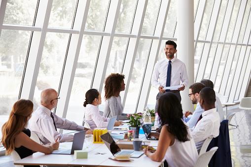 Modern Business Meetings in Lynchburg