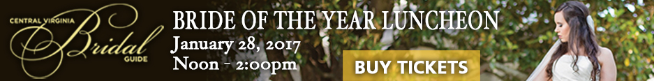 Bride of Year Luncheon Leaderboard Banner