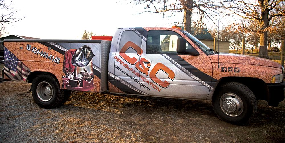 SBR: C&C Piping & Fabrication