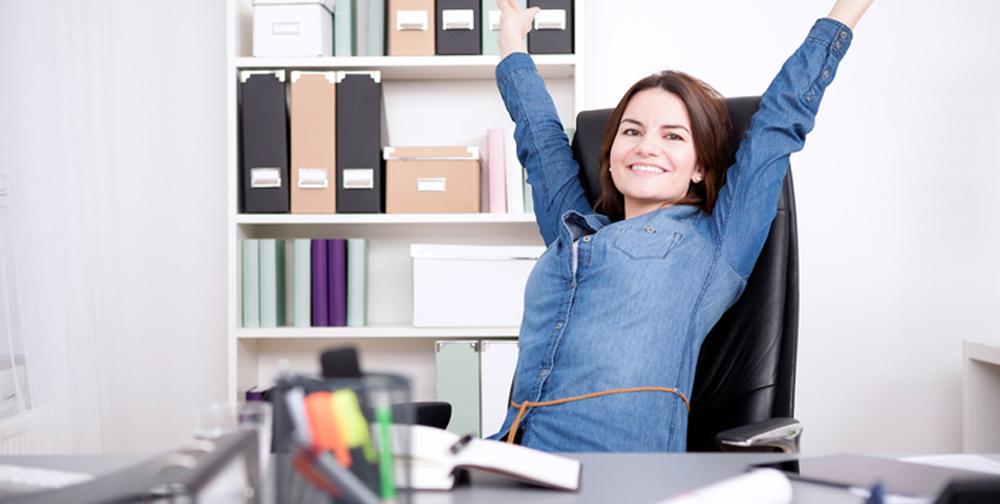 Employees Find Power Through Wellness