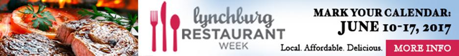 Lynchburg Restaurant Week 937w
