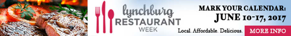 Lynchburg Restaurant Week 937w