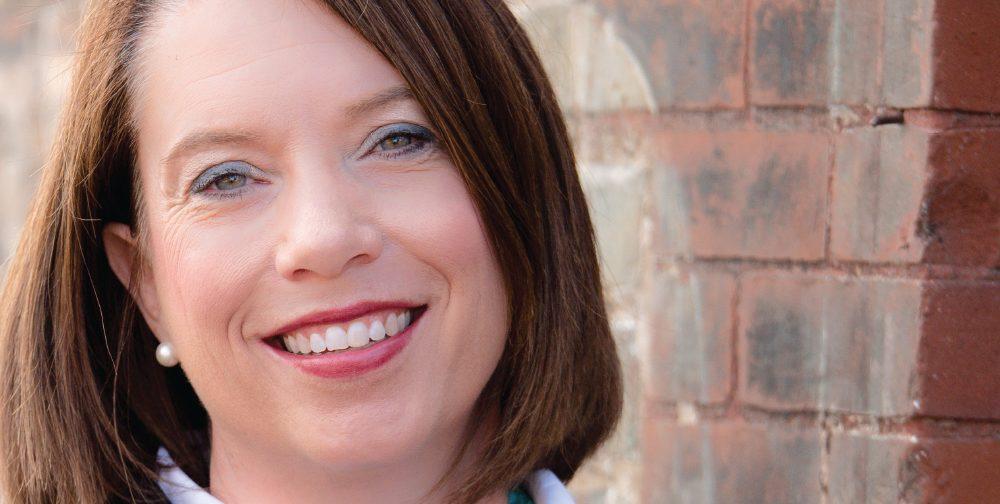 Leading Lady: Megan Lucas June/July 2017