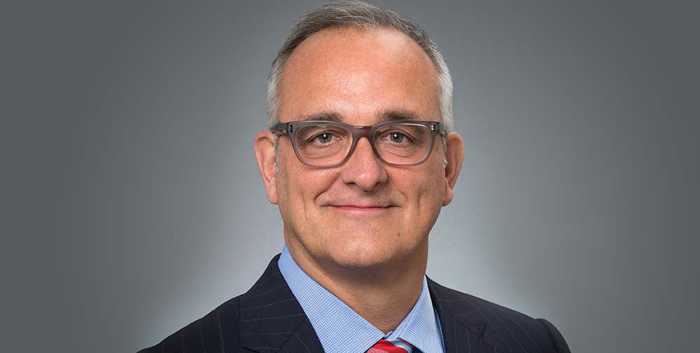 LEADER OF THE MONTH: Rex Geveden AUGUST/SEPTEMBER 2017