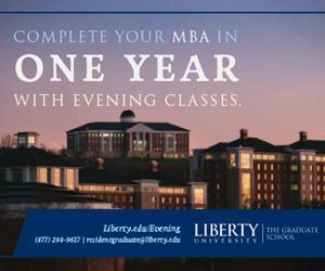 Liberty Graduate School 300×250