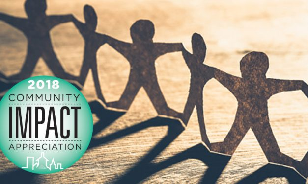 The 2018 Community Impact Appreciation