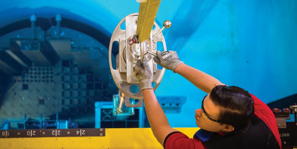 Nuclear Energy Firm Framatome Returns to Lynchburg