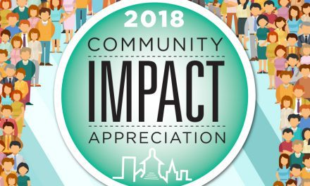 2018 Community Impact Appreciation Winners
