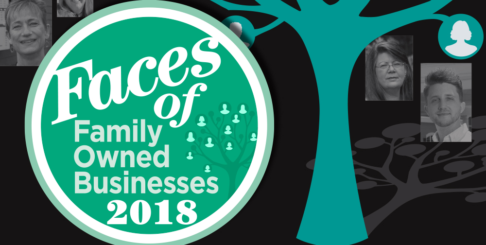 Lynchburg Business October/November Faces of Family Owned Businesses 2018