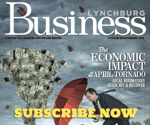 Subscribe to Lynchburg Business Magazine