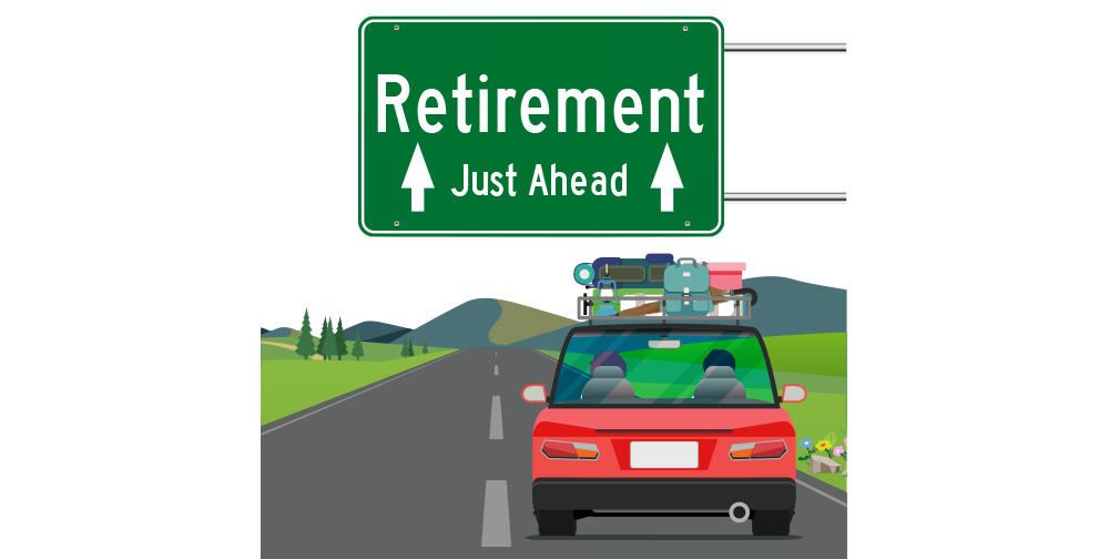 Retirement's Ahead