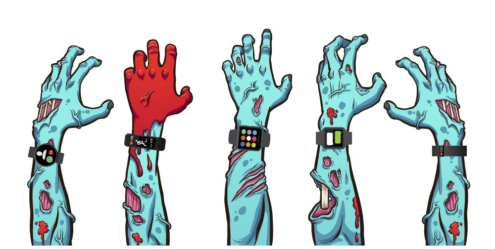 Attack of the Zombie FitBit