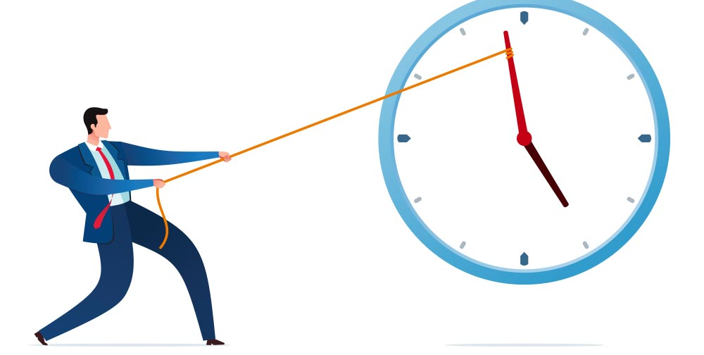 WANT TO BE MORE PRODUCTIVE? WORK LESS!