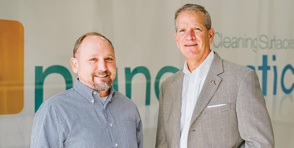 LEADER OF THE MONTH: MARK SISSON & DENNIS HACKEMEYER AUGUST/SEPTEMBER 2019