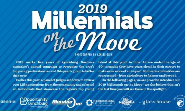Lynchburg Business Millennials on the Move – Class of 2019