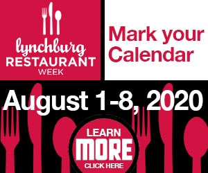 Lynchburg Restaurant Week 300X250