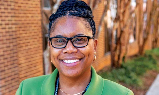 LEADER PROFILE: Dr. Crystal  M. Edwards Jan/Feb 2021