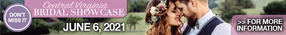 CENTRAL VIRGINIA BRIDAL SHOWCASE 937X116